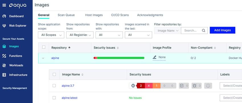 1- enterprise UI screenshot