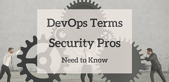 DevOps Terms Security