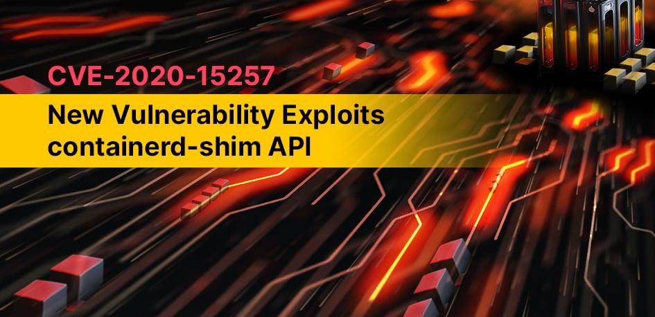 CVE-2020-15275 in containerd-shim API
