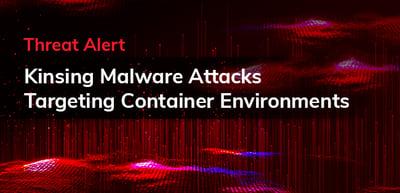 Kinsing Malware Attack