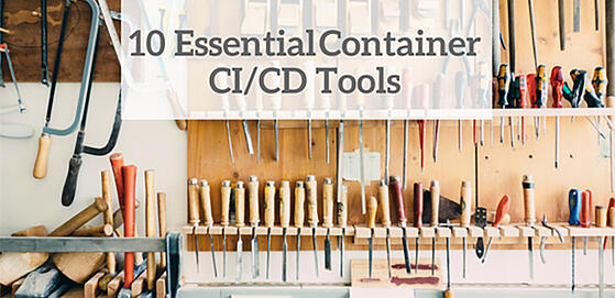 10 Essential Docker CI/CD Tools