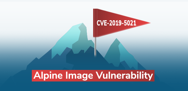 CVE-2019-5021: Alpine Docker Image 'null root password
