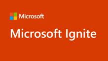 Microsoft Ignite 2018