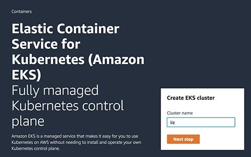 Container Security Amazon EKS