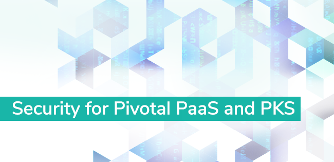 pivotal container service security
