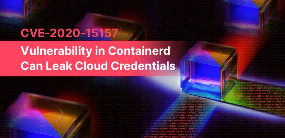 CVE-2020-15157 Containerd