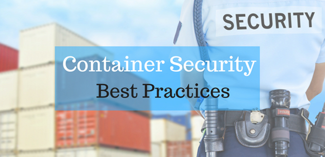 Container Security Best Practices