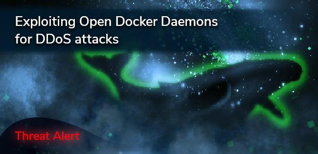 threat alert exploiting open Docker daemons