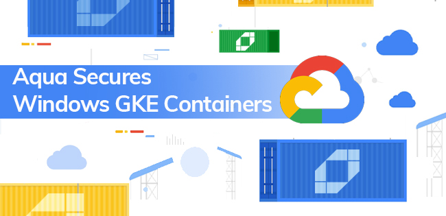 securing windows containers on GKE