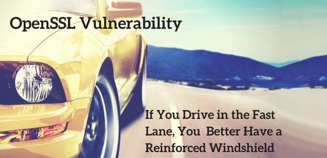 OpenSSL Vulnerability