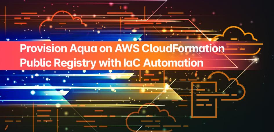 AWS CloudFormation Public Registry