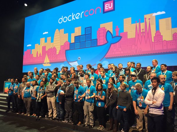 Docker embraces container security
