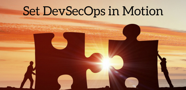 Set DevSecOps in Motion