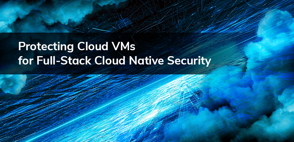 Cloud Native Security for Cloud VMs