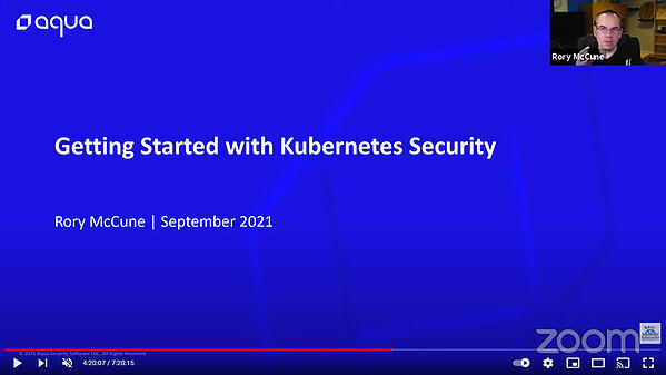Getting started with kubernetes