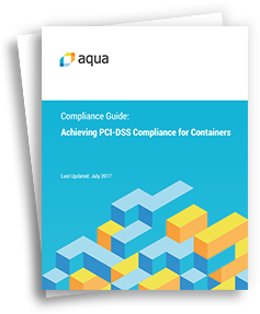 PCI DSS container compliance