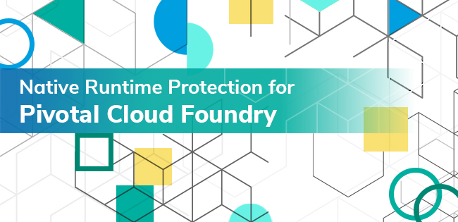 Pivotal cloud foundry security