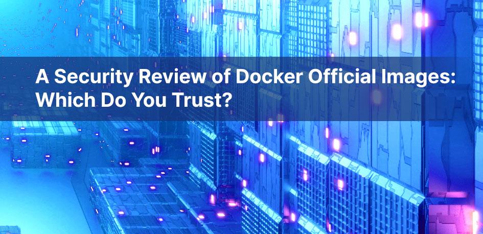 Docker official images