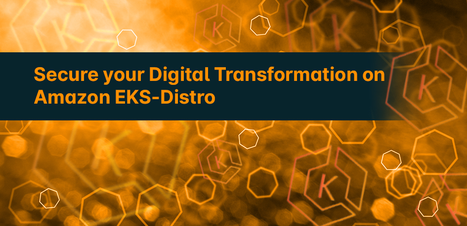 Secure your Digital Transformation on Amazon EKS-Distro with Aqua