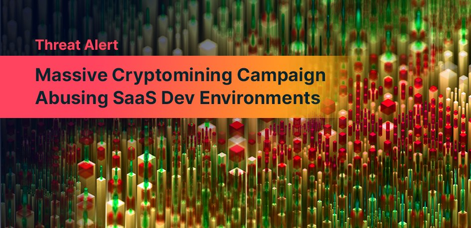 Threat Alert: Massive Cryptomining Campaign Abusing GitHub, Docker Hub, Travis CI & Circle CI