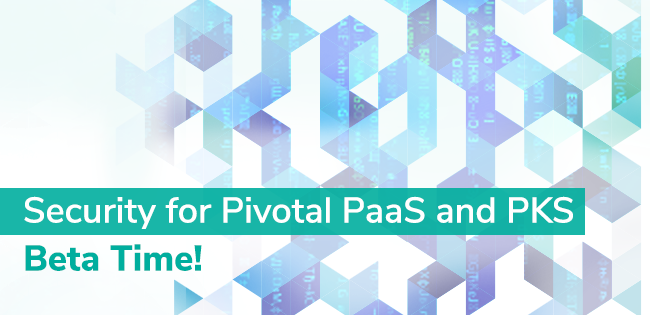 Security for Pivotal PAS and PKS