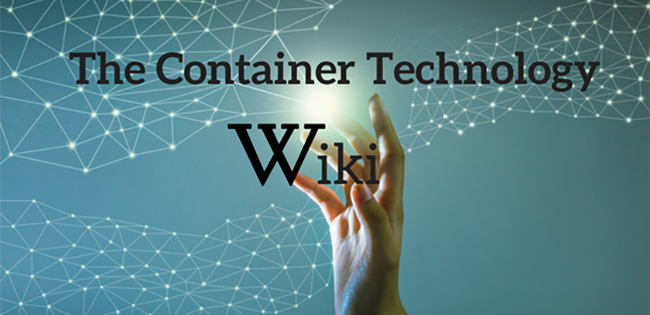 The Container Technology wiki