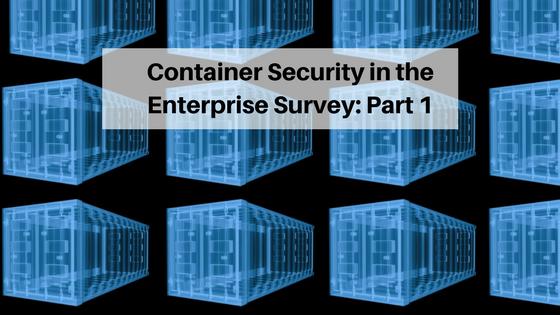 Survey Reveals: Detecting Vulnerabilities in Images and Managing Secrets Are Top Focus