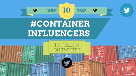 Top 10 #Container Influencers to Follow on Twitter